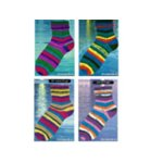 Fortissima Socka Mexiko Ringle Color