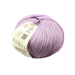 Softknit cotton - 575 violett rosa