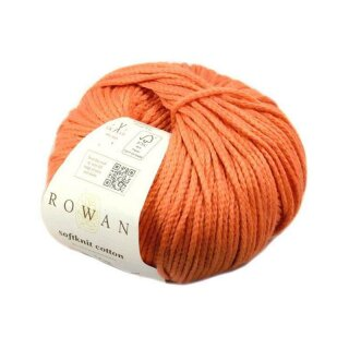 Softknit cotton - 577 orange