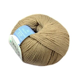 Merino Cotton 135 - 85 caramel