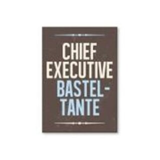 Magnet - Chief Executive Basteltante