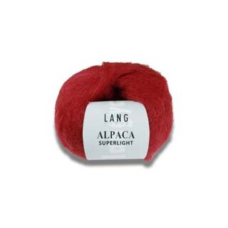 ALPACA SUPERLIGHT Wolle von Lang Yarns