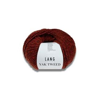 YAK TWEED Wolle von Lang Yarns