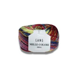 MILLE COLORI 200 G Wolle von Lang Yarns