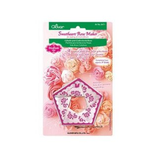 Sweetheart Rosen Schablone Clover 8471 - Medium