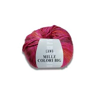 MILLE COLORI BIG Wool from Lang Yarns