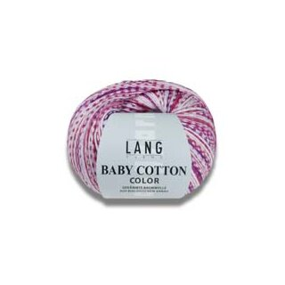 BABY COTTON COLOR Wolle von Lang Yarns