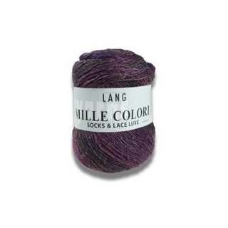 MILLE COLORI SOCKS & LACE LUXE Wool from Lang Yarns