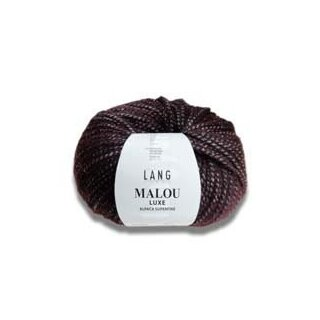 MALOU LUXE Laine des Lang Yarns