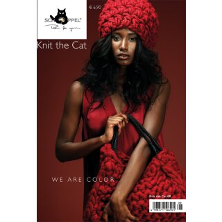 Knit the Cat 08 WE ARE COLOR Kreativ Heft