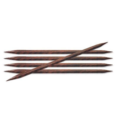 """Double Pointed Needles Cubics 8"""" US 10.75"""