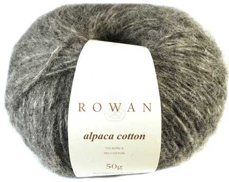 Alpaca Cotton Rowan Wolle
